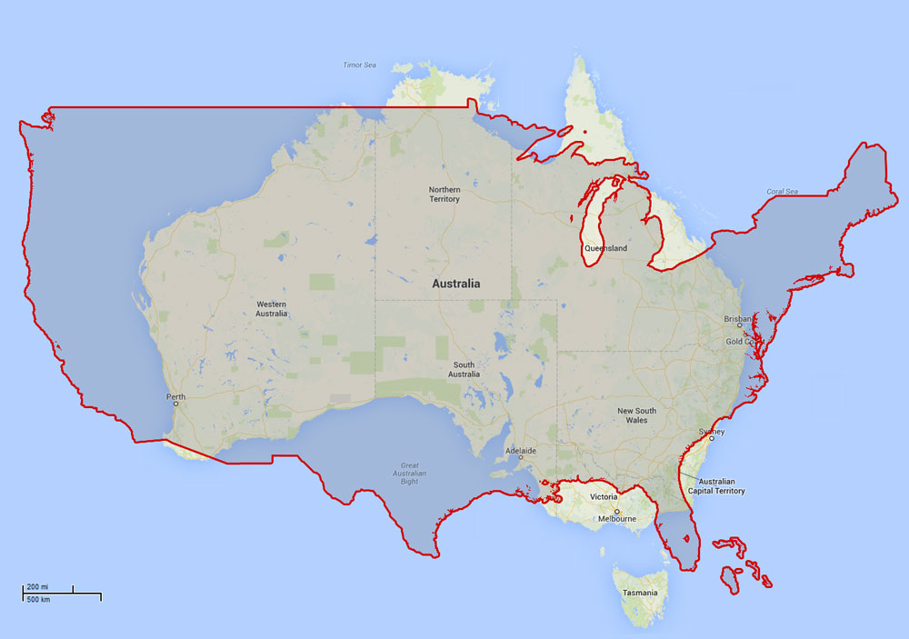 map usa vs australia map usa vs australia map usa vs australia map usa vs australia