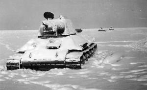 Ρωσικό τανκ T-34