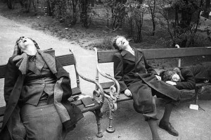 1945 - austrian woman suiciders