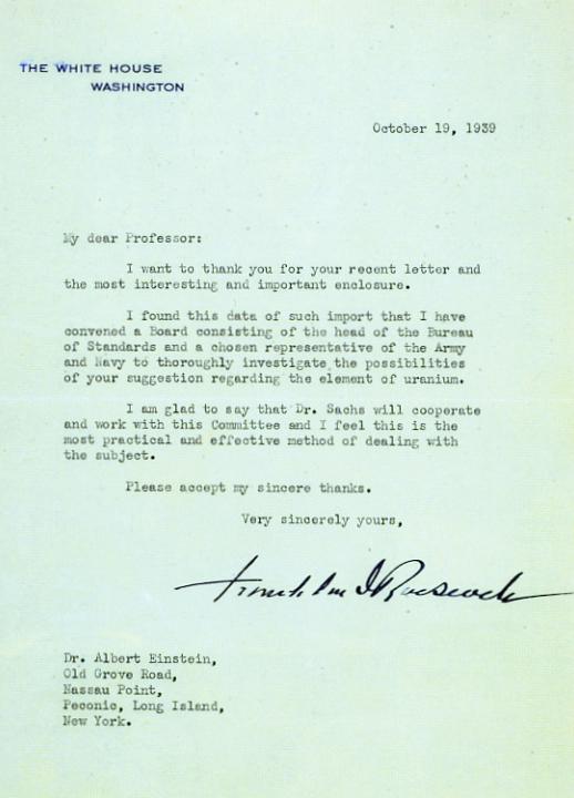 Roosevelt-einstein-letter